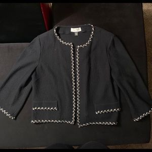 St John knit jacket